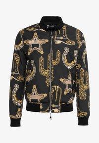 Versace Collection - CAPOSPALLA BLOUSON - Bomberjacks - nero - 5