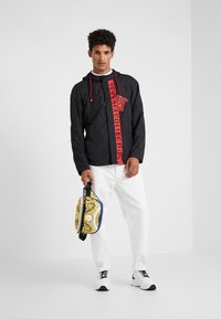 Versace Collection - CAPOSPALLA BLOUSON - Summer jacket - nero