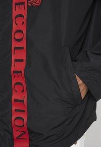 Versace Collection - CAPOSPALLA BLOUSON - Tunn jacka - nero - 5