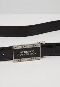 Versace Collection - Belt - black - 4