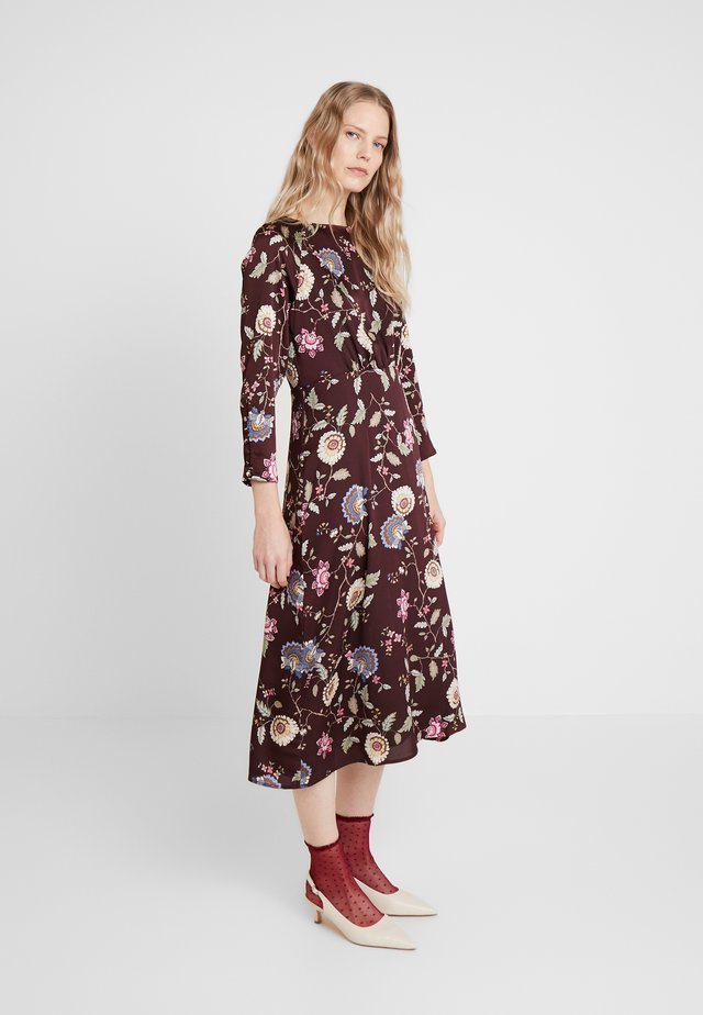 WINDSOR FLORAL MIDI DRESS - Maxiklänning - port