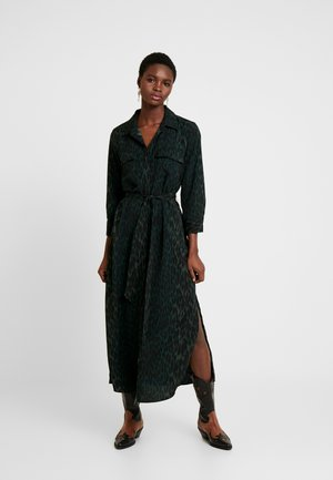 ANIMAL PHRASES BELTED DRESS - Sukienka koszulowa - willow