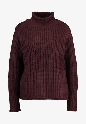 TEXTURE STITCH MOCK  - Trui - port