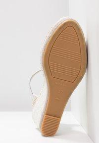 Vidorreta - Sandály na vysokém podpatku - blanco - 6