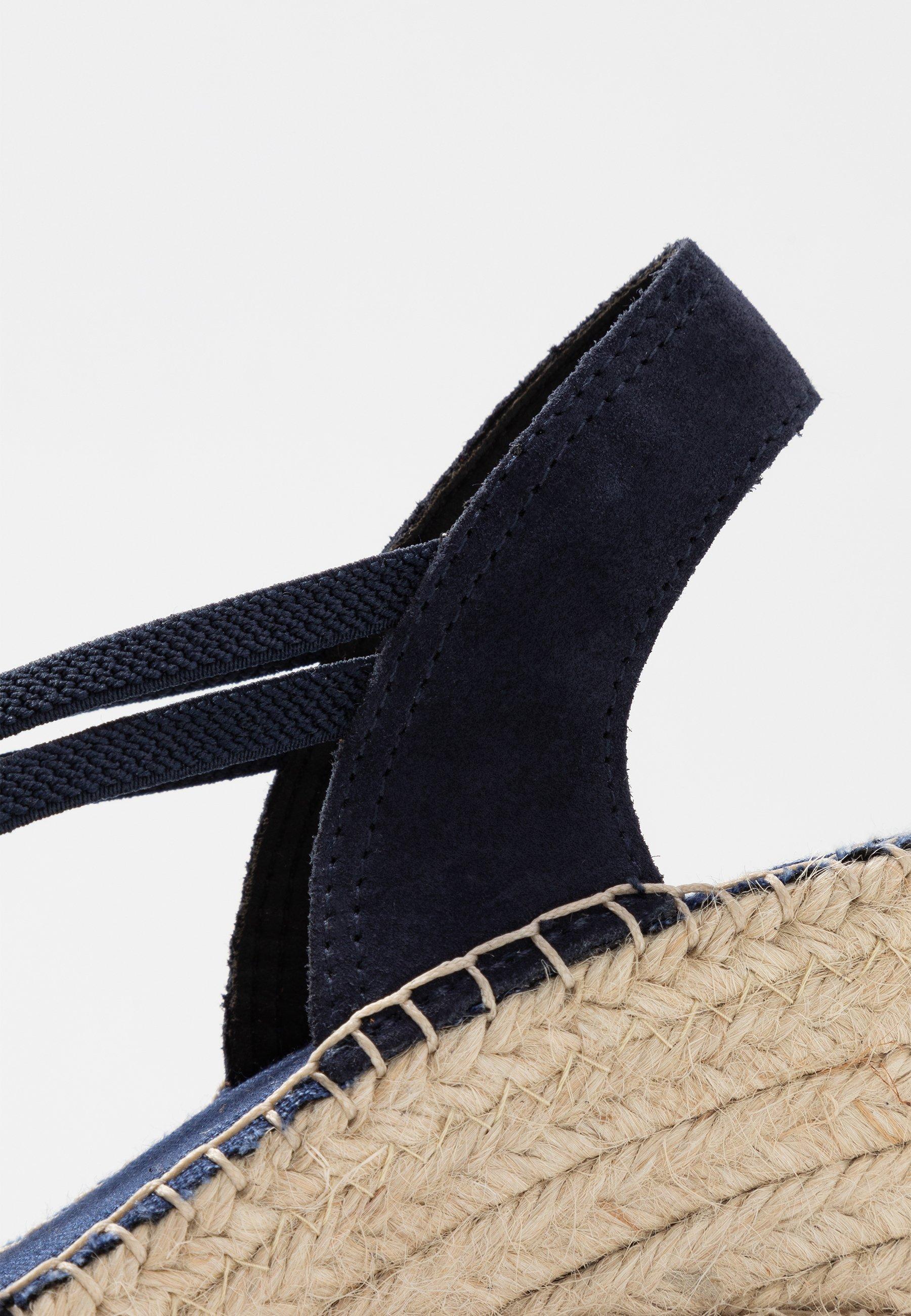 Vidorreta Sandales compensées - marino