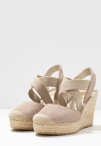 Vidorreta - High heeled sandals - piedra - 4