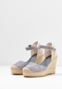 Vidorreta - High heeled sandals - gris - 4