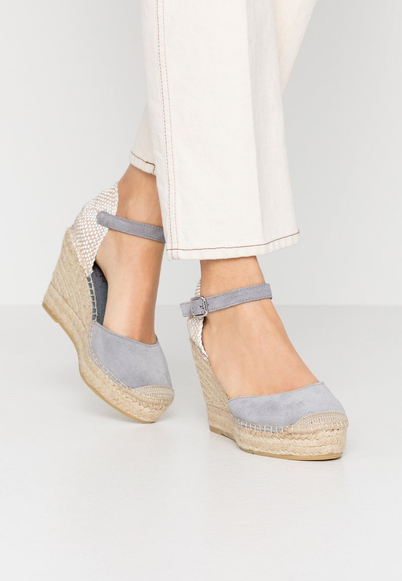 Vidorreta - High heeled sandals - gris