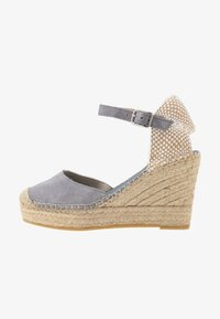 Vidorreta - High heeled sandals - gris - 1