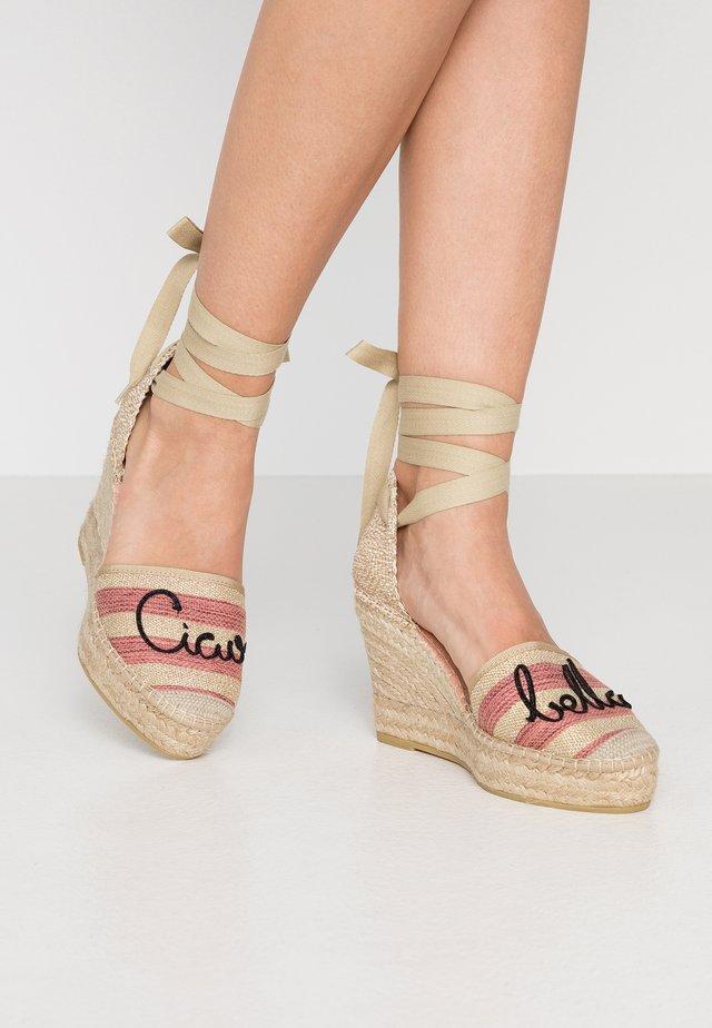 RETI - High Heel Sandalette - raya casona
