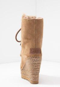 Vidorreta - Zimní obuv - camel - 5