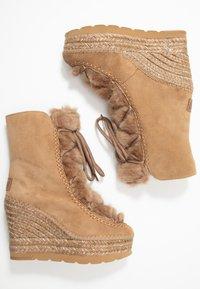 Vidorreta - Zimní obuv - camel - 3