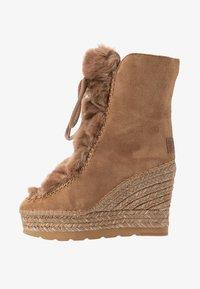 Vidorreta - Zimní obuv - camel - 1