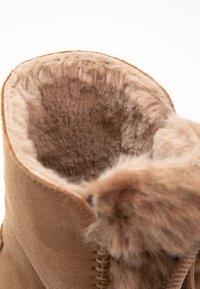 Vidorreta - Zimní obuv - camel - 2