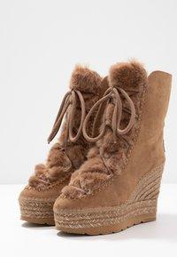 Vidorreta - Zimní obuv - camel - 4