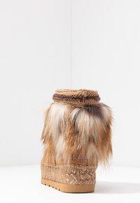 Vidorreta - Winter boots - camel - 5