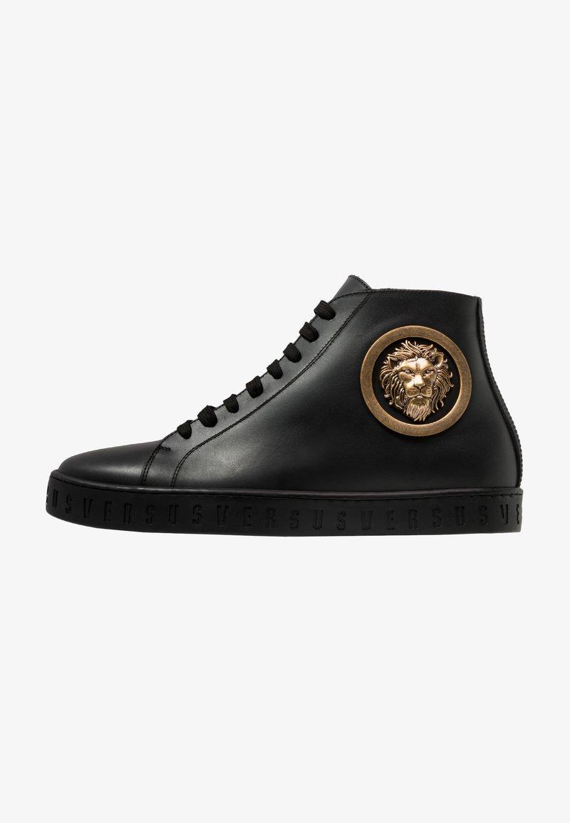 Versus Versace - High-top trainers - black/gold
