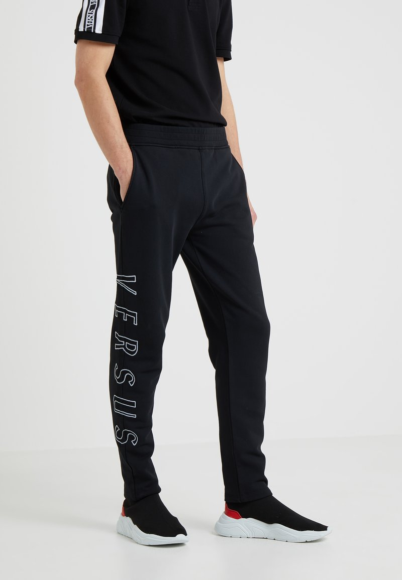 Versus Versace - SPORTIVO PANT  - Träningsbyxor - black