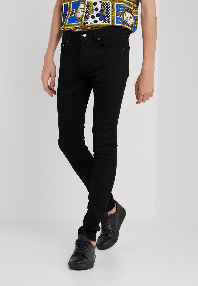 Versus Versace - PANTALONE  - Jeans Skinny - black