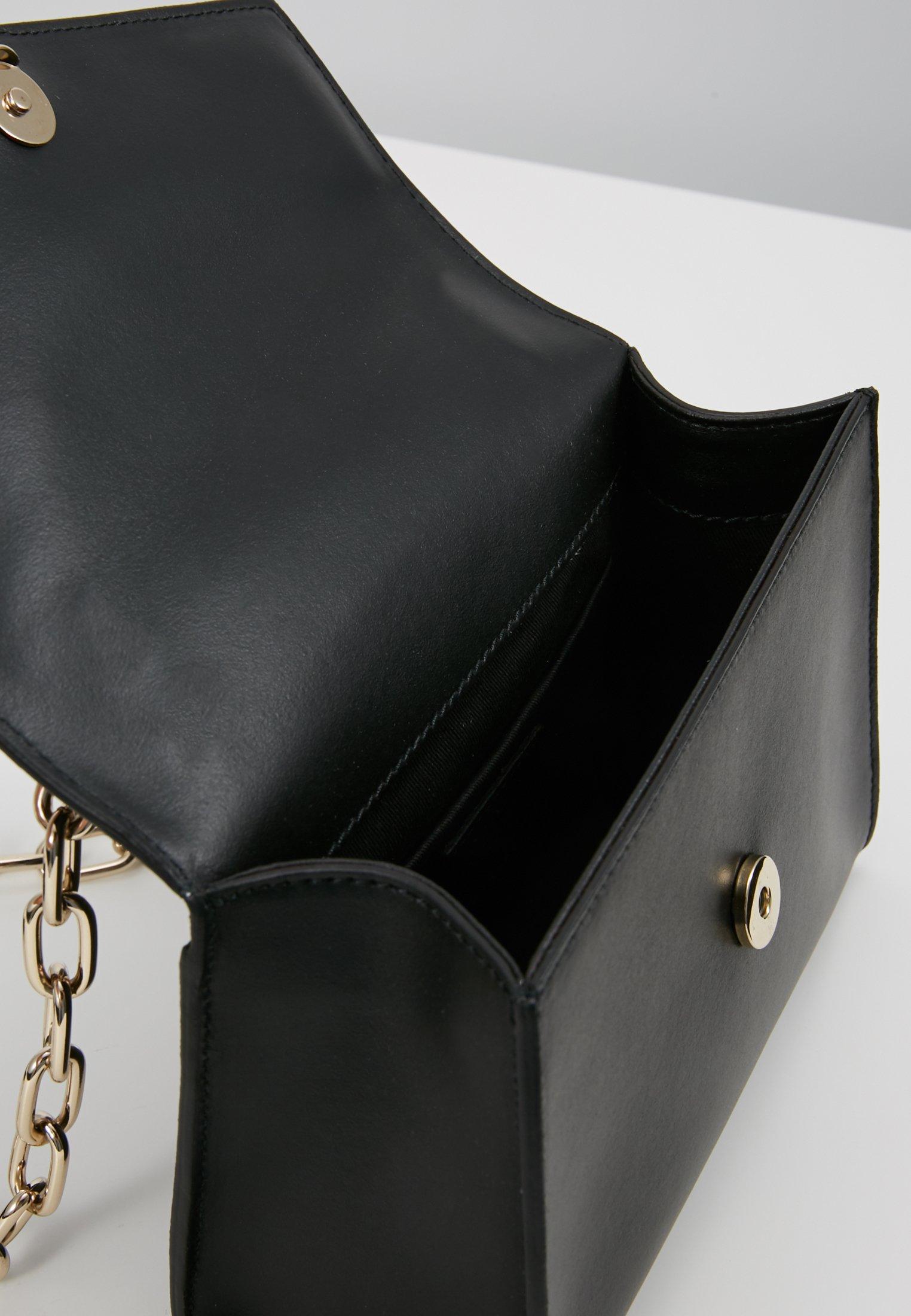 Versus Versace CHAIN LIONHEAD Skulderveske black