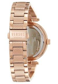 Versus Versace - BRICK LANE - Zegarek - rose gold-coloured - 2