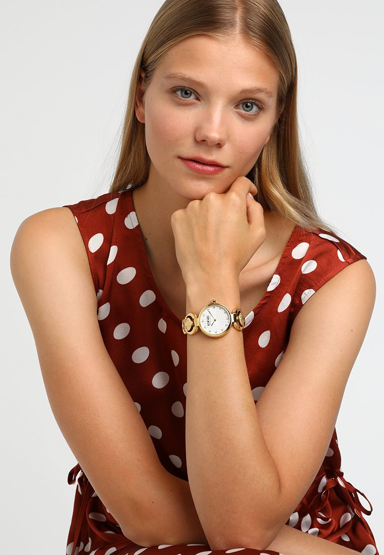 Versus Versace - PEKING ROAD - Horloge - gold-coloured