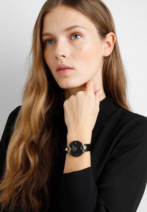 DIAL STRAP - Horloge - black