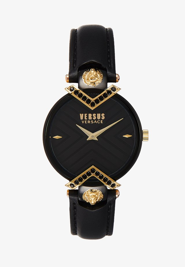 DIAL STRAP - Watch - black