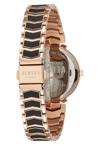 Versus Versace - MABILLONSS DIAL BRACELET - Uhr - black - 2