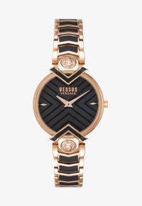 Versus Versace - MABILLONSS DIAL BRACELET - Uhr - black - 1