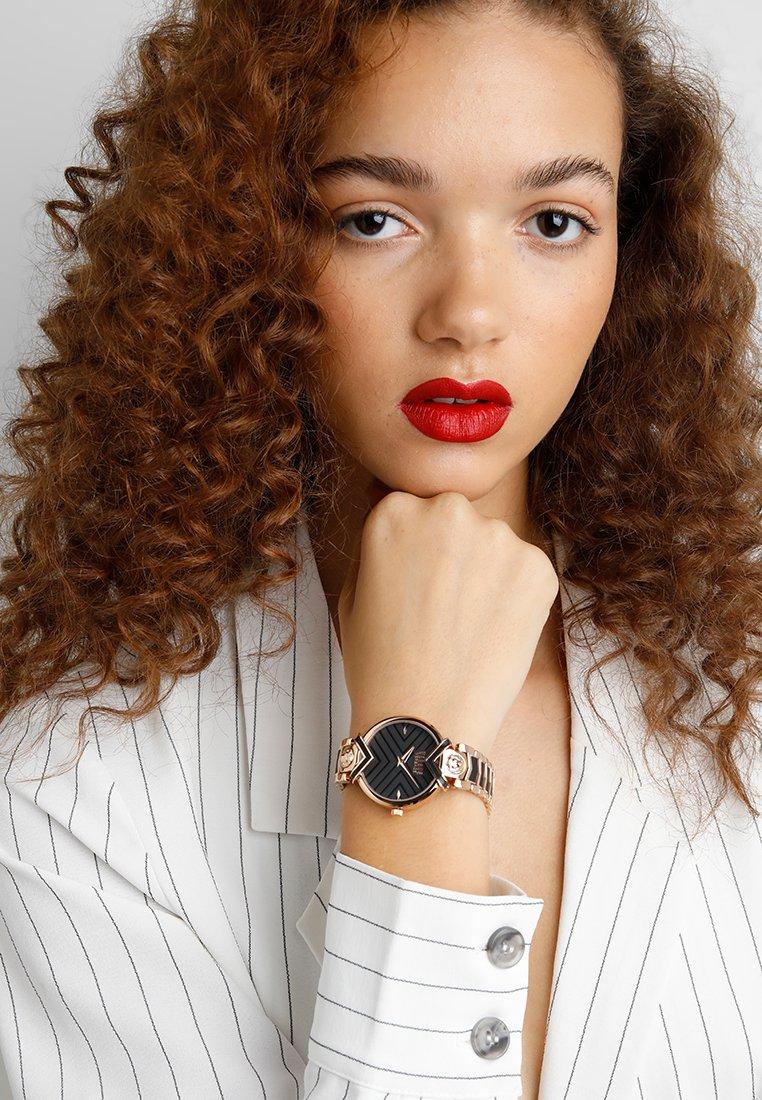 Versus Versace - MABILLONSS DIAL BRACELET - Uhr - black