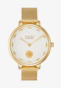 Versus Versace - LA VILLETTE  - Montre - silver/yellow gold - 1