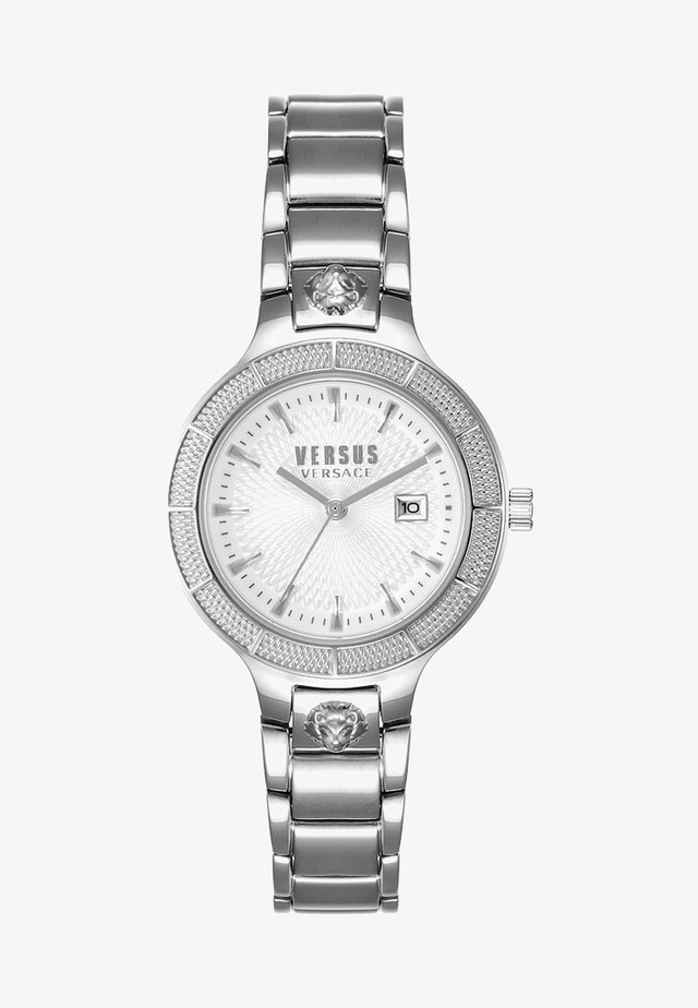 CLAREMONT - Watch - silver-coloured