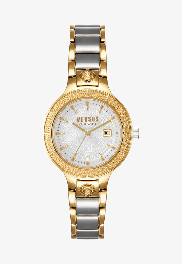CLAREMONT - Uhr - yellow gold-coloured