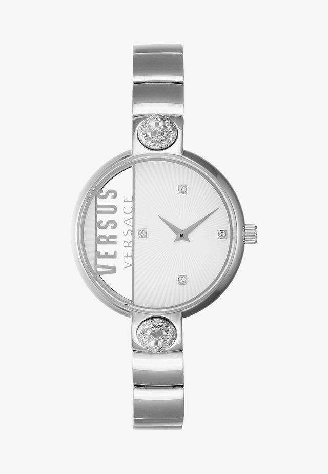 RUE DENOYEZ - Uhr - silver-coloured