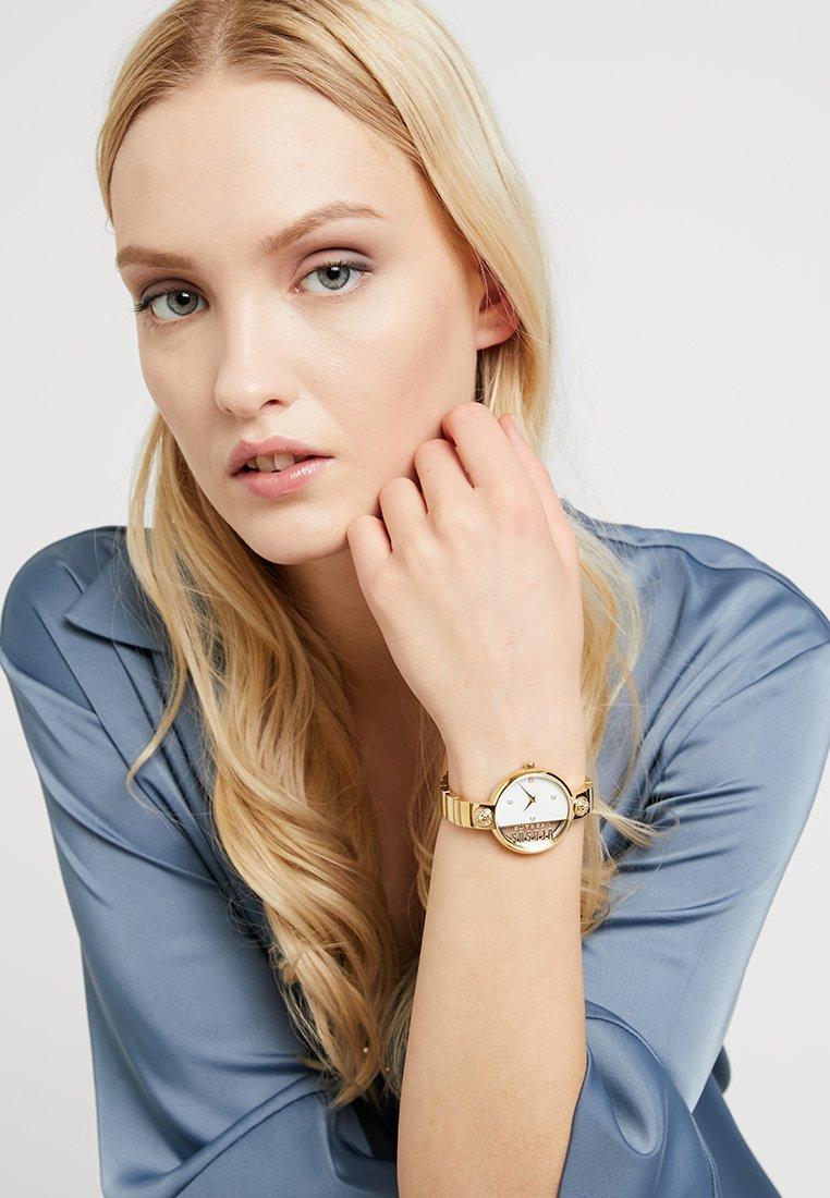 Versus Versace - RUE DENOYEZ - Watch - silver/yellow gold-coloured