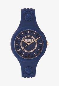 Versus Versace - FIRE ISLAND LUMIERE - Klokke - blue - 1