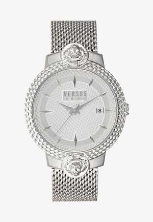 MOUFFETARD - Horloge - silver-coloured
