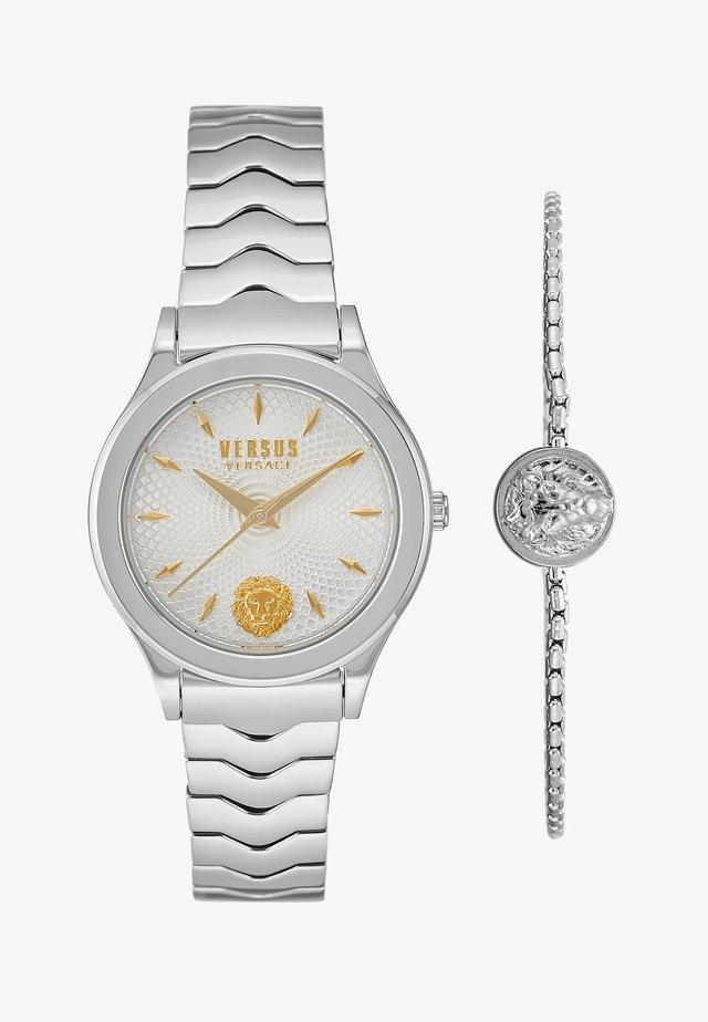 MOUNT PLEASANT BOX SET - Horloge - silver-coloured
