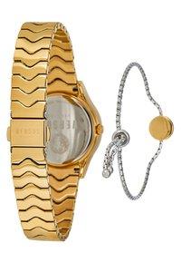 Versus Versace - MOUNT PLEASANT BOX SET - Horloge - gold-coloured - 3