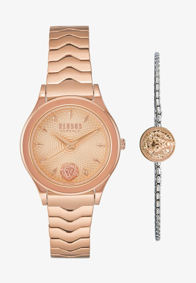 MOUNT PLEASANT BOX SET - Uhr - rose gold-coloured