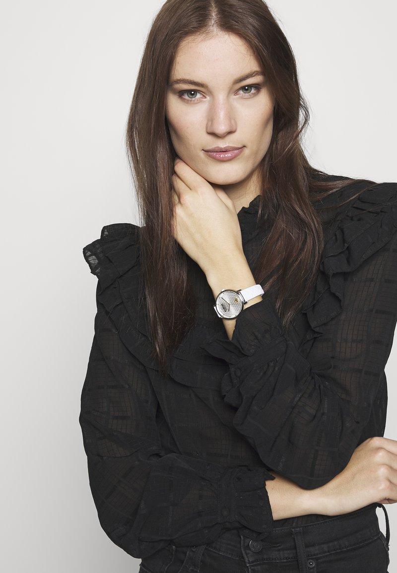 Versus Versace - LA VILLETTE - Uhr - white