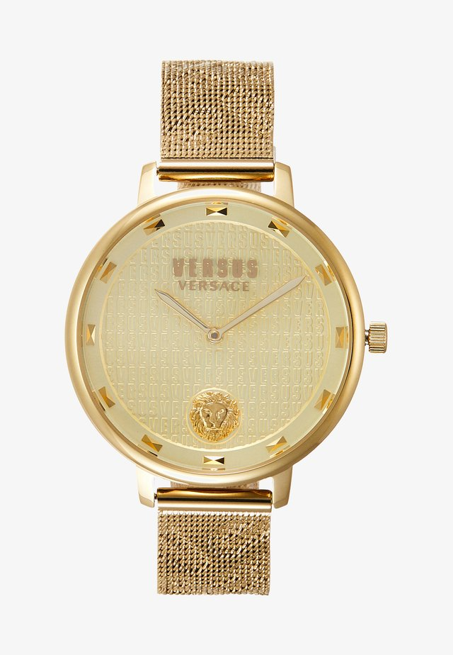 LA VILLETTE - Horloge - gold-coloured