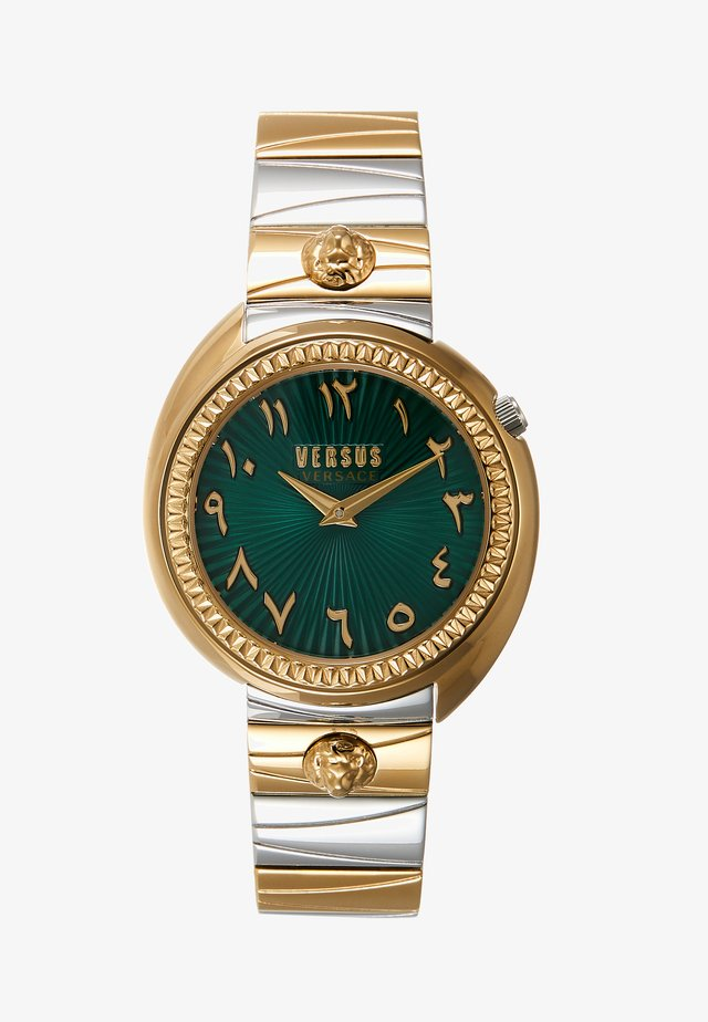 TORTONA - Horloge - silver-coloured/gold-coloured