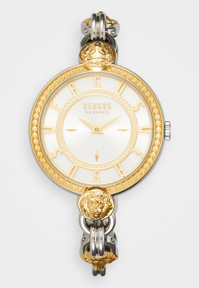 LES DOCKS - Uhr - gold-coloured
