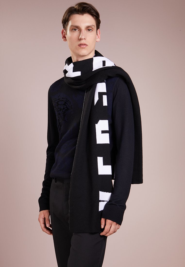 Versus Versace - Écharpe - black /white