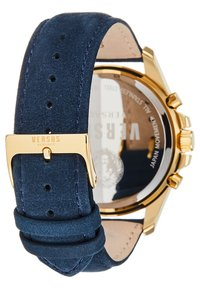Versus Versace - LION EXTENSION - Montre à aiguilles - gold-coloured/blue - 2