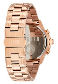 Versus Versace - ADMIRALTY - Montre à aiguilles - gold-coloured/blue - 2