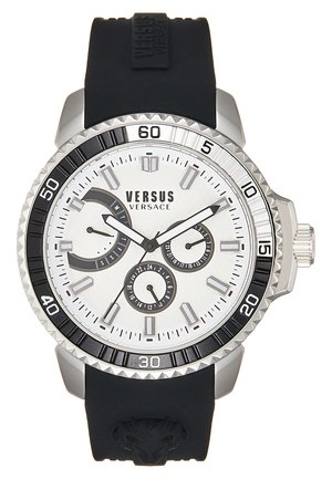 ABERDEEN EXTENSION - Montre - silver-coloured/black
