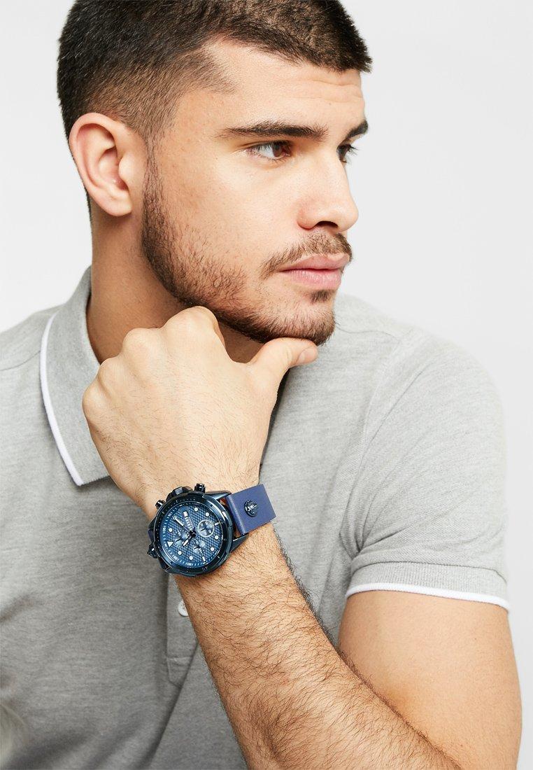 Versus Versace - ARRONDISSEMENT - Chronograph - blue